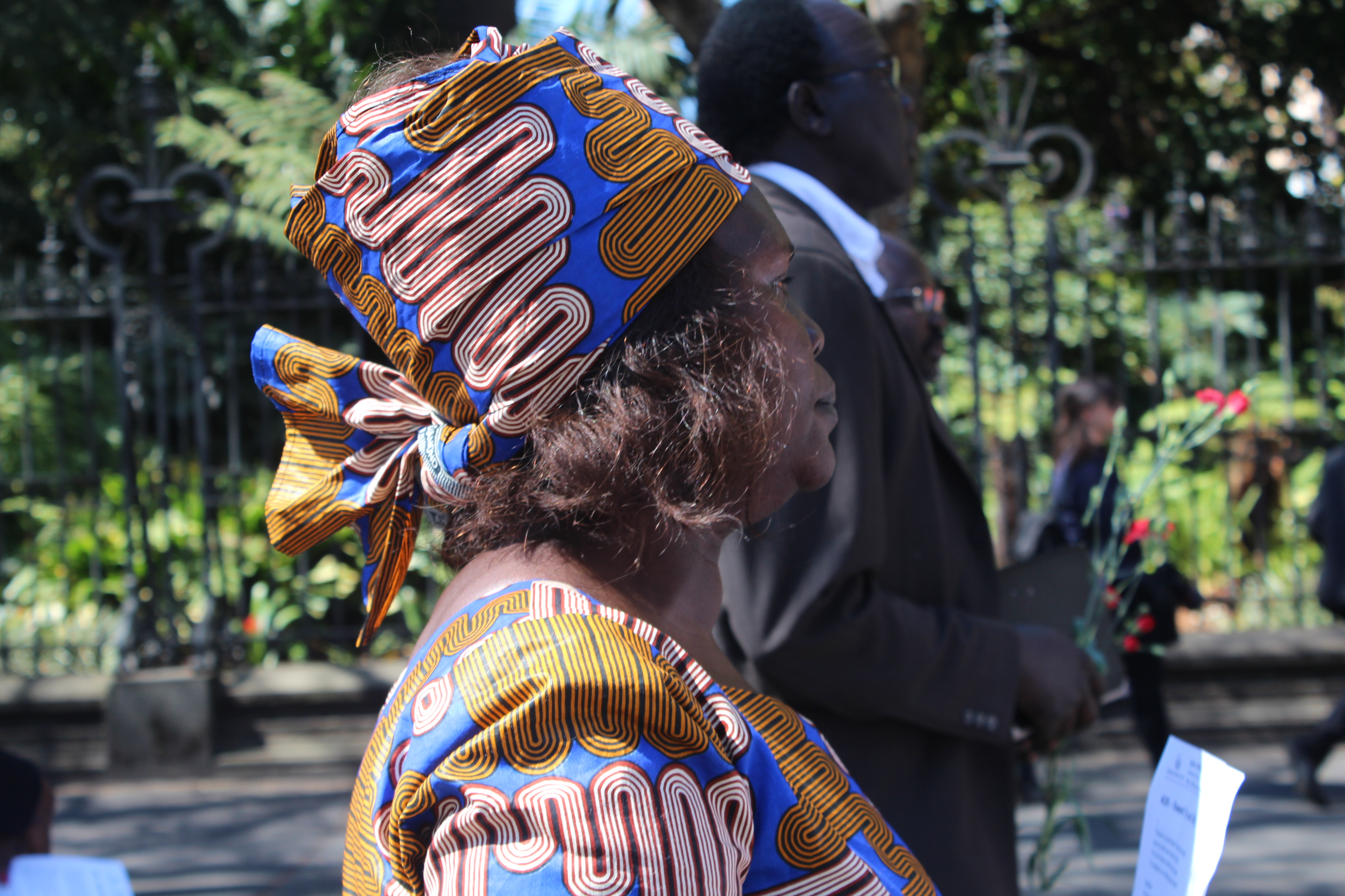 African-Australians call for solidarity