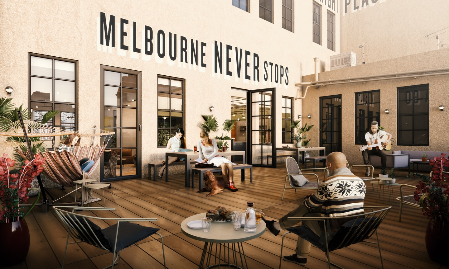 Not just for Silicon Valley start-ups – shared offices surge in Melbourne