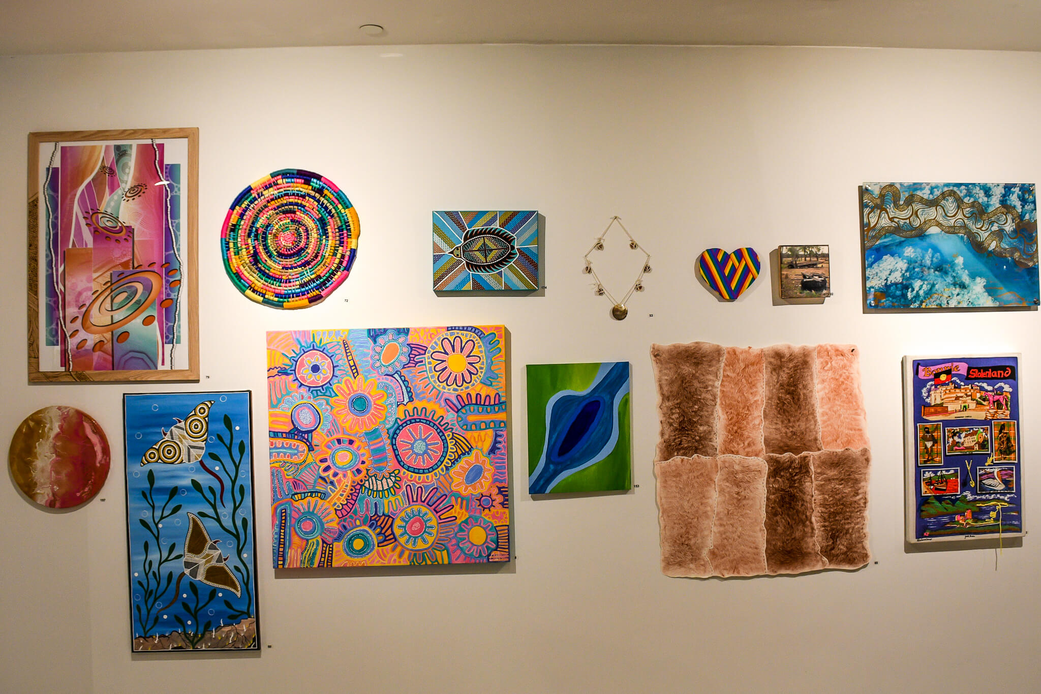 Exploring history, identity and story at the Koorie Art Show