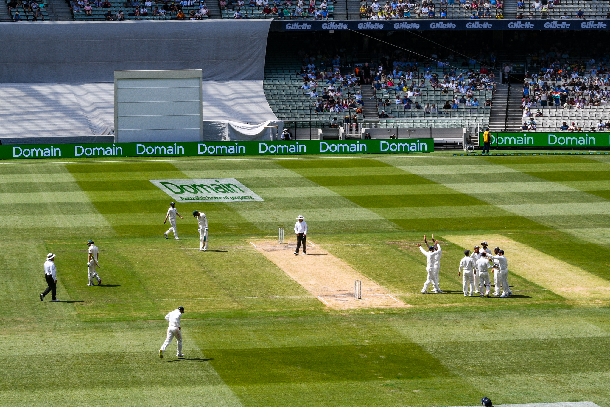 Cummins heroic after classic Australian collapse at the MCG