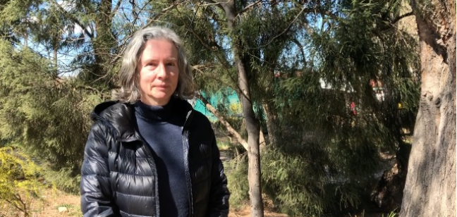 """Leslie Fraser is a volunteer with Merri Creek Management Committee and Friends of Merri Creek. """"We have over the years had a great return of native birds."""""""