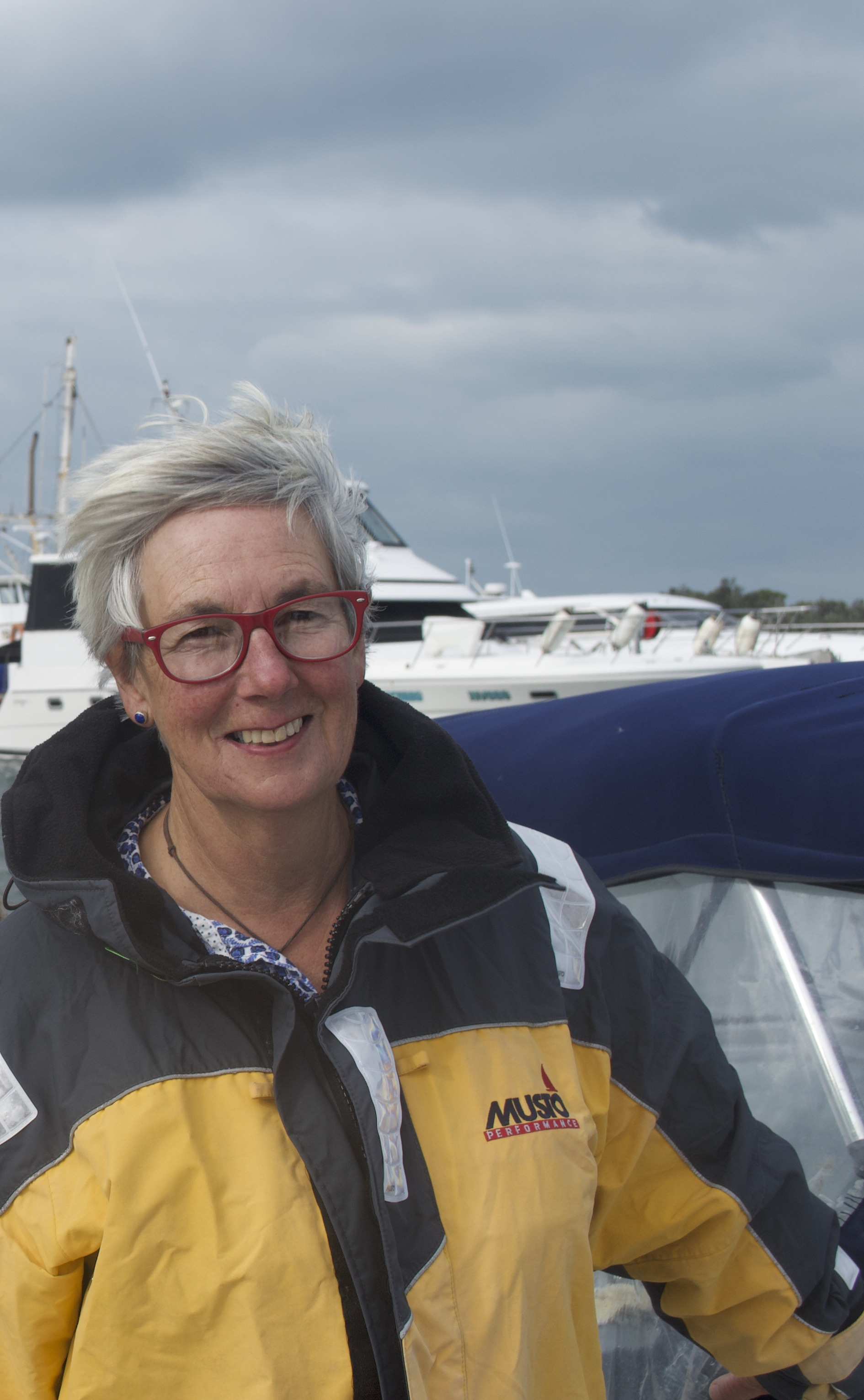 Sally Allen has already observed what she suspects are the impacts of rising seas.