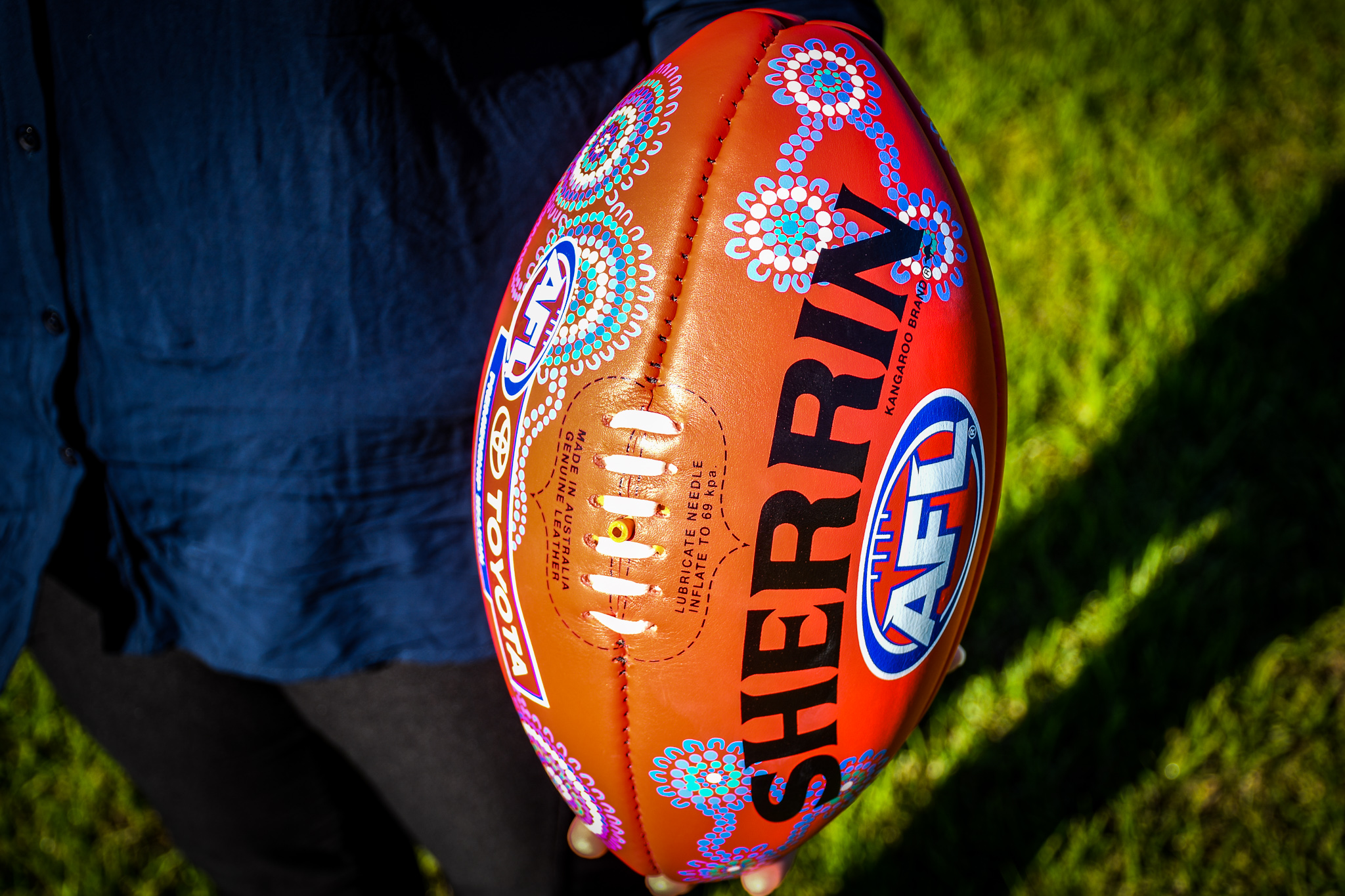 Joining the dots on footy, community and the journey of reconciliation
