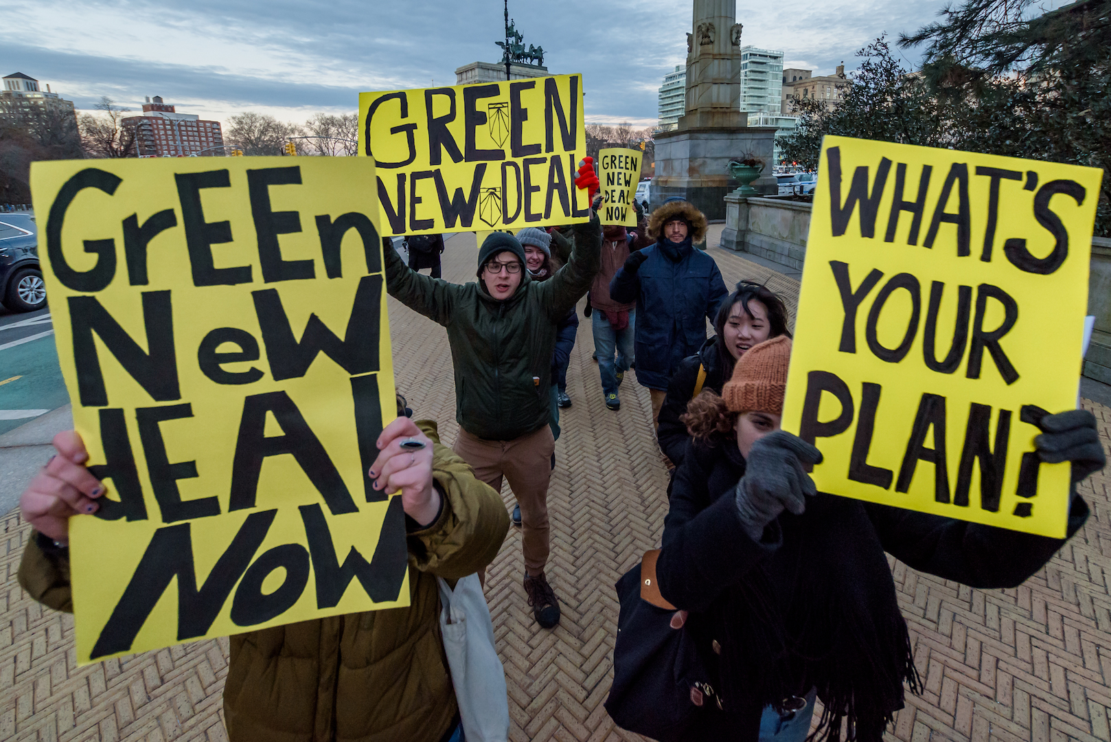 Clock ticking, climate policy awaits a reboot. Green New Deal, or pipe dream?