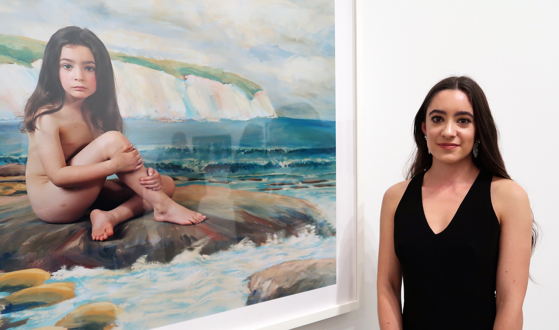 Her mother's muse: Looking back on a photograph that shocked Australia