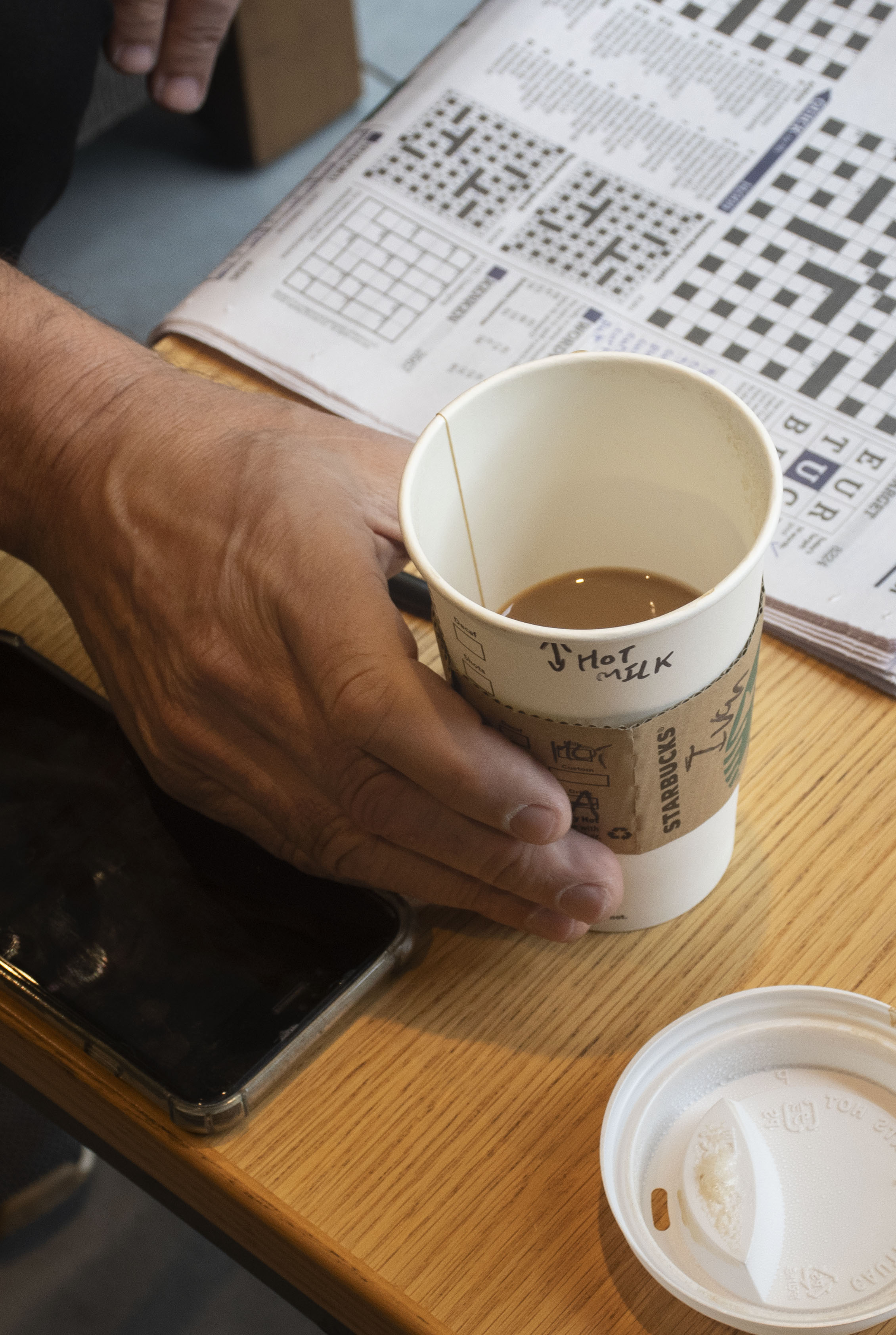 """People use disposable paper cups to drink coffee. According to Great Forest Australia (2014), """"disposable coffee cups are a consistent contributor to the landfill stream""""."""
