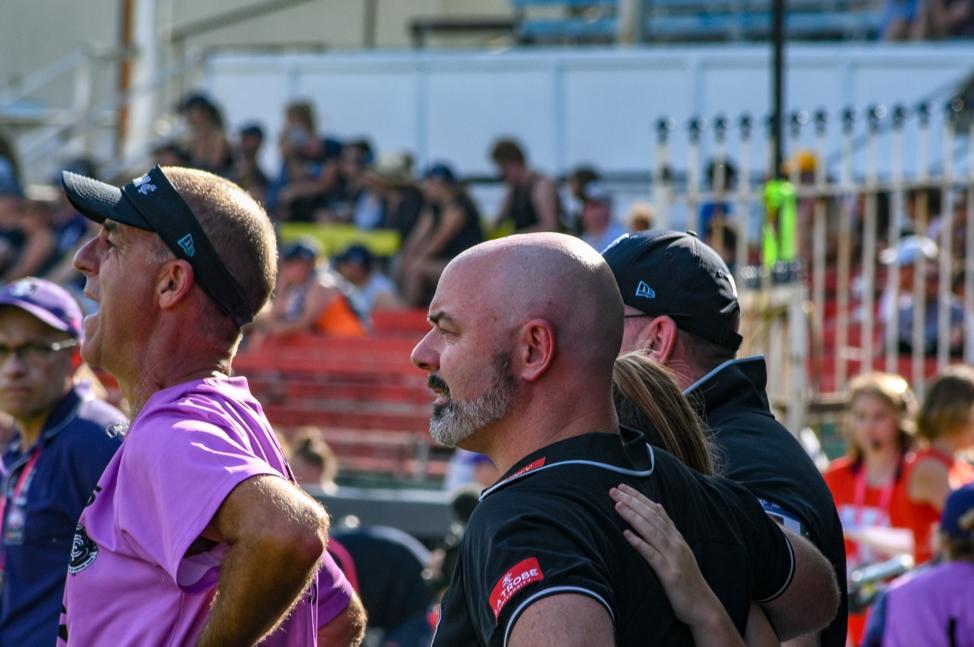 Carlton AFLW coach Daniel Harford: 'If you're authentic, you'll be OK'
