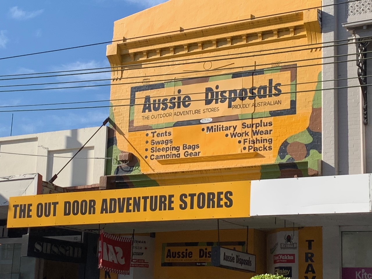 """Questioned about claims by former employees that they had been underpaid, Aussie Disposals said in a statement that it was disappointed by the allegations, but that the retailer had provided opportunities """"for thousands of team members over the years to not only learn life skills but also to earn money to support them through both secondary school and university""""."""