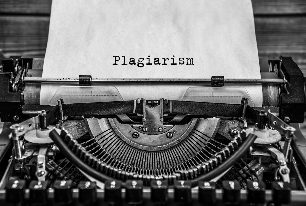Exclusive! Scoop! First with the news! Journalism has a plagiarism problem