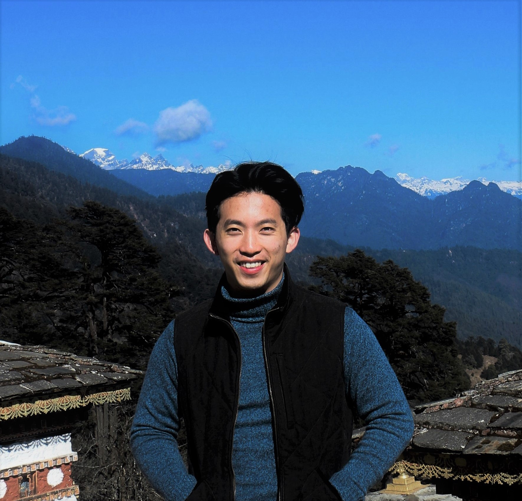 Humphrey Chan started the Asian Australian Project to bring together people from his community and encourage them to embrace their heritage. Image credit: Supplied.