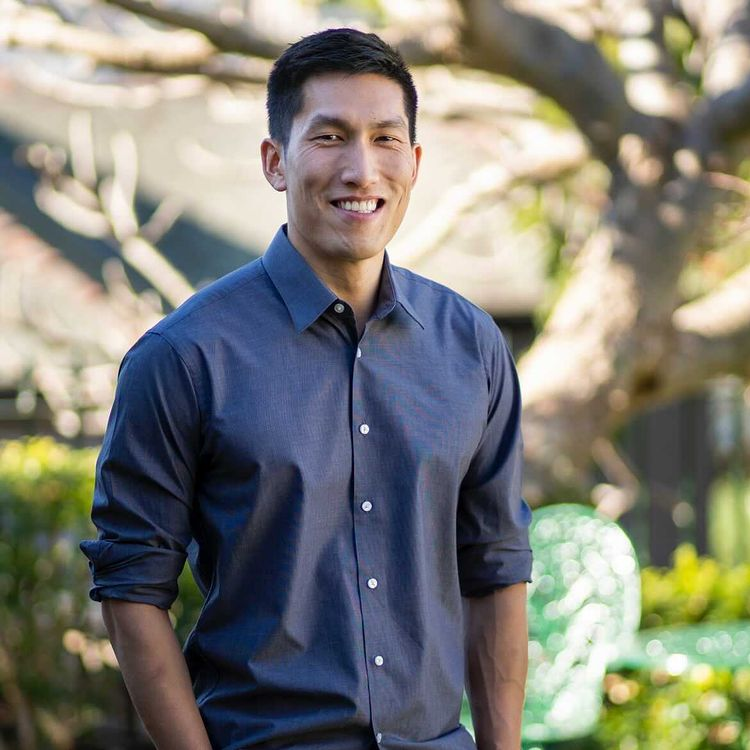 """Jay Ooi runs Shoes Off, a podcast about what it means to be Asian in Australia. He hopes the conversation will allow Australian understanding of national identity to become more diverse. """"What I'd love to see more of is just acceptance of difference."""" Image: Supplied."""