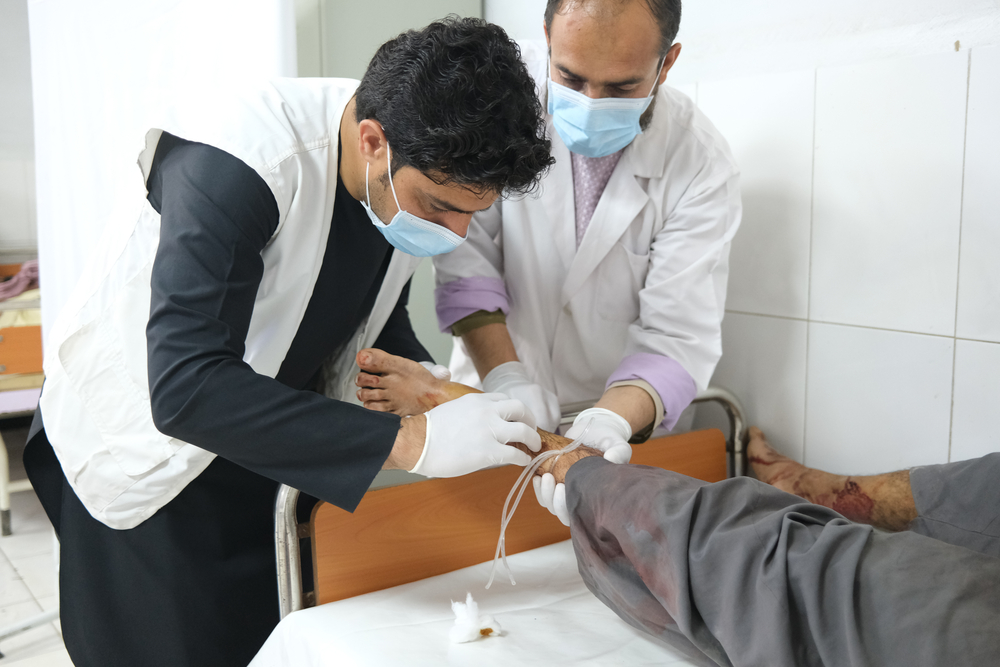 Médecins Sans Frontières told The Citizen it was continuing to run medical activities in Herat, Kandahar, Khost, Kunduz and Lashkar Gah and would continue to do so as long as the security situation allowed, but clashes between forces had impacted services for women. Image Credit: Médecins Sans Frontières.