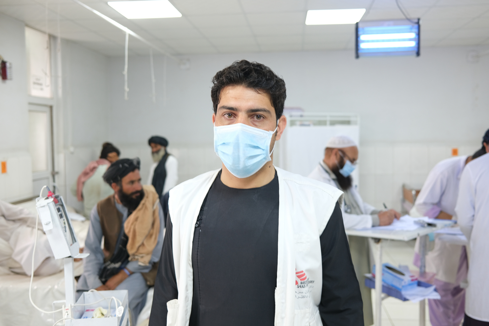 As Taliban takes control, aid agencies brace for what's next