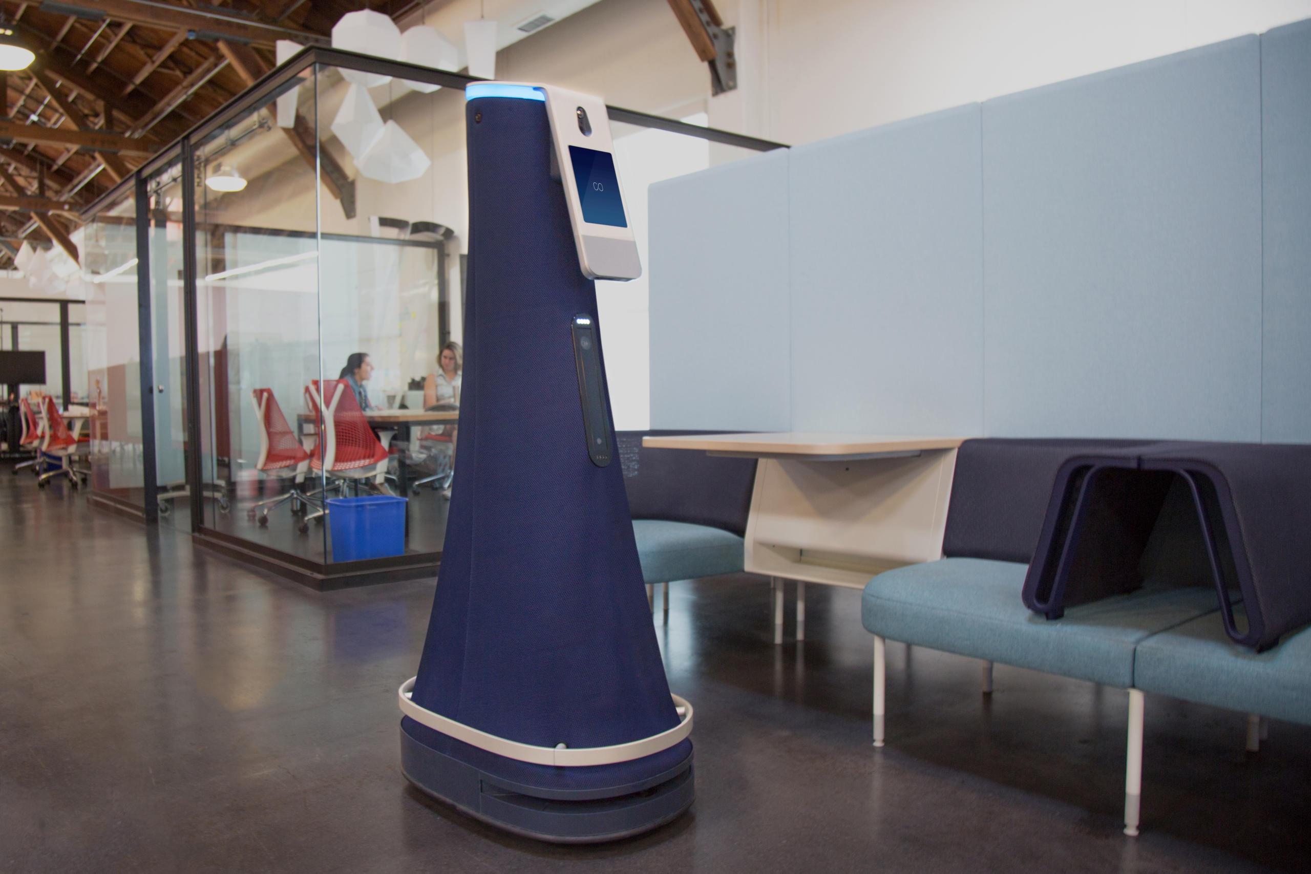 'The robot will see you now': Artificial intelligence in COVID-19 health care