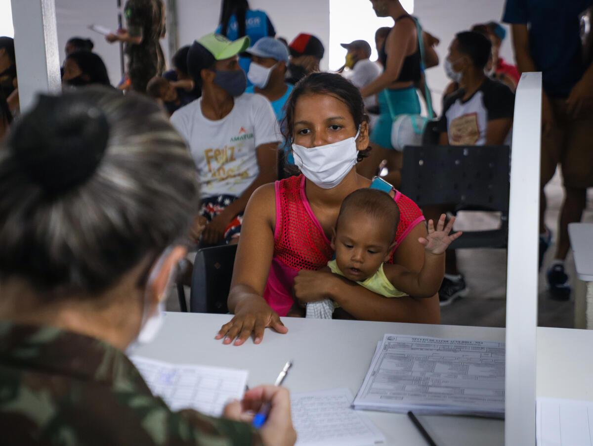 Diaspora from Venezuela's epic exodus making arepas and a new life